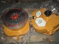 YJ315S-4 Гидротрансформатор CDM833 с демпферным диском