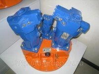 УНА-1000, насосная станция ЭО-4225, ЭО-4124