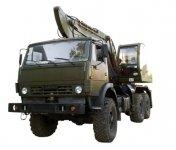 ЭОВ-3523 на базе КамАЗ-53501