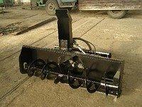 Навесное оборудование для погрузчиков ПУМ-500, МКСМ-800, BOBCAT