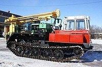 Бурильно-крановая машина БКМ-534