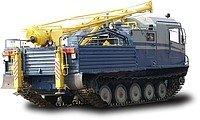 Бурильно-крановая машина БКМ-541