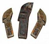 Буровые резцы, РП 42, РБМ 35,  400А