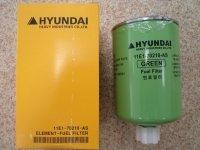 Фильтр топливный Hyundai 11E1-70210