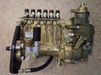 Топливный насос Д-260 ТНВД Motorpal P6M10U1F (PP6M10P1F)