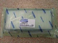 11N6-90760 Фильтр кондиционера Hyundai