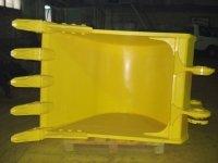 Скальный ковш на KOMATSU PC 400