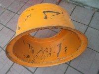 Обод колеса (20.5х25), пневмо на Амкодор 342 В