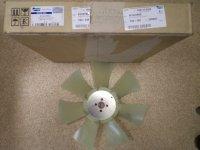 K1027855 (K1022359) Вентилятор охлаждения Doosan