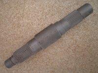П1.01.03.016-1 Вал-ступица погрузчика ПУМ-500