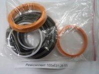 Ремкомплект гидроцилиндра ЕК-12-100х63/1,2б-ТП