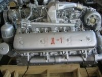 Двигатель ЯМЗ-238Д-1 на МАЗ