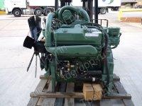Двигатель Detroit Diesel 8V92TA в сборе
