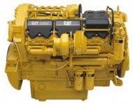 Дизельный двигатель Caterpillar C27 ACERT (США)
