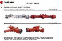 Запасные части CARRARO