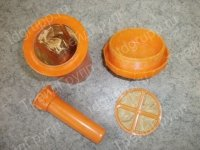 Комплект пластика гидравлического бака КС-3577.83.400