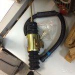 Клапан электромагнитный остановки двигателя Deutz TD226B-6G (130