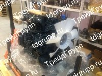 Дизельный двигатель Kubota V2203-M