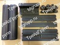 Комплект плит скольжения автокрана Галичанин КС-55729
