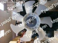 Крыльчатка вентилятора Kubota V2203 15809-74110