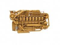 Дизельный двигатель Caterpillar 3516B HD