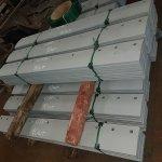 Ножи отвала и ковшей для импортной спецтехники