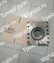 Крышка сочленения рамы для катка XCMG XS142J (12 отв.)